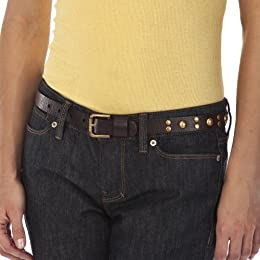 Product Image Mossimo Nailheads &amp; Studs Belt - Brown