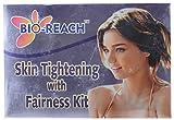 Bio-Reach Skin Tightening With Fairness Kit (Cleanser, Scrub, Cream, Gel, Pack), 250 gms