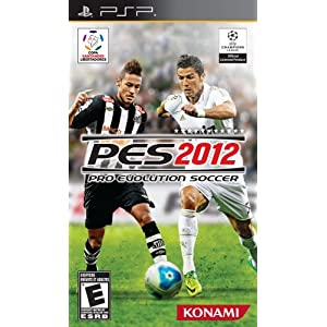 51BacN4vVQL. SL500 AA300  Download PES Pro Evolution Soccer 2012   Jogo PSP