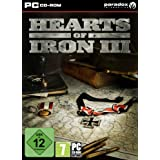 "Hearts of Iron III - [PC]von ""Koch Media GmbH"""