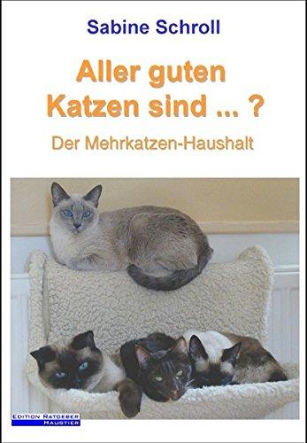 Aller-guten-Katzen-sind--Der-Mehrkatzen-Haushalt
