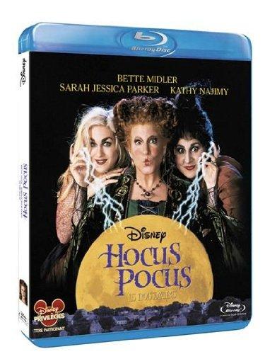 Hocus pocus [Francia] [Blu-ray]