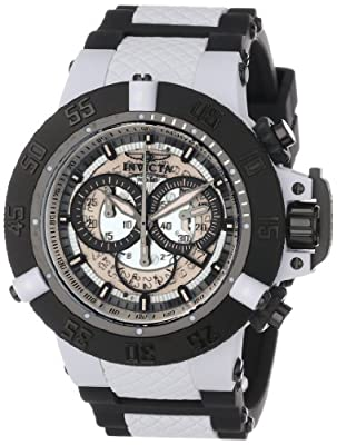 "Invicta Men's 0933 ""Anatomic Subaqua Collection"" Stainless Steel Watch with Two-Tone Band"