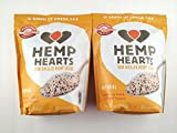 Manitoba Harvest Raw Shelled Hemp Seed Hearts - Two 28 ounce Bags