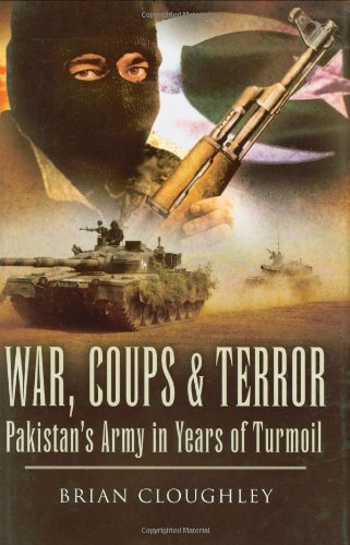 War, Coups and Terror: Pakistan's Army in Years of Turmoil