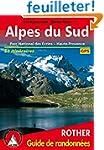 Alpes du Sud - Ecrins, Queyras, Ubaye...