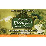 Dragon Herbs Spring Dragon Longevity Tea Caffeine Free -- 20 Tea Bags