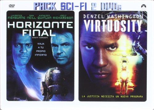 Virtuosity + Horizonte Final [DVD]