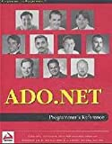 img - for ADO.NET Programmer's Reference book / textbook / text book