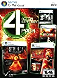 Action Strategy 4 Pack: S.T.A.L.K.E.R.: Call Of Pripyat / Grand Ages: Rome / STORM: Frontline Nation / Shadow Harvest: Phantom Ops