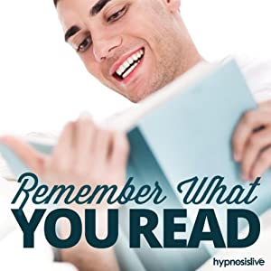 Remember What You Read Hypnosis: Increase Your Reading Comprehension, Using Hypnosis | [Hypnosis Live]