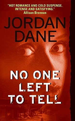 Image of No One Left To Tell (No One Series)