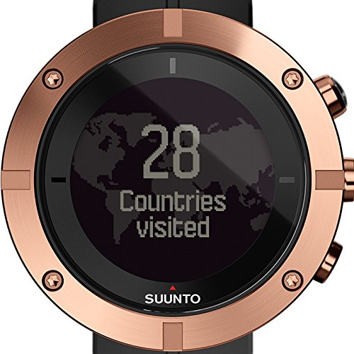 montre suunto gps 7r kailash copper altimeter barometer compass. Black Bedroom Furniture Sets. Home Design Ideas