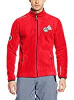 Peak Mountain Forro Polar Catoy (Rojo)