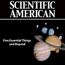 Five Essential Things to Do in Space: Scientific American (       UNABRIDGED) by George Musser, Scientific American Narrated by Mark Moran