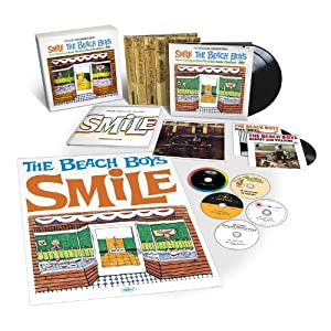 The Beach Boys - The SMiLE Sessions Box Set