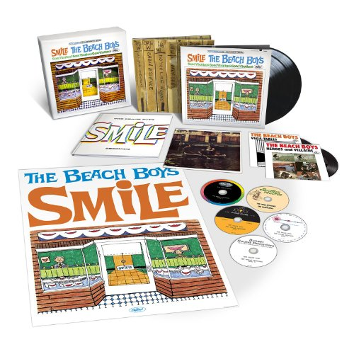 51Baxb 4KTL The BEACH BOYS   SMiLE Sessions