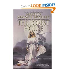 The Forest House (Avalon, Book 2) by Marion Zimmer Bradley