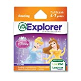LeapFrog Explorer Game: Disney Princess Pop-Up Story Adventures (for LeapPad and Leapster)by Leapfrog
