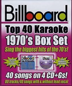 Billboard 1970's Top 40 Karaok