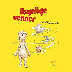 Usynlige venner [Invisible Friends] Audiobook