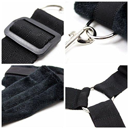 nylon spider restraint system handcuffs baabyo