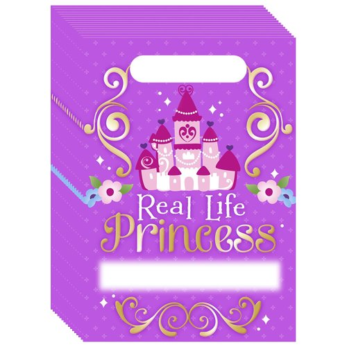 Sofia the First Party Favor Bags - 24 Guests - 1