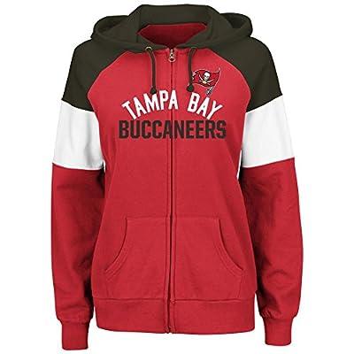 Women's Hot Route Full Zip Tampa Bay Buccaneers Jacket