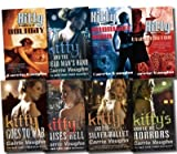 Carrie Vaughn Kitty Norville Collection 8 Books Set Carrie Vaughn Pack (Kitty and the Midnight Hour, Kitty Goes to Washington, Kitty Takes a Holiday, Kitty and the Silver Bullet, Kitty and the Dead Man's Hand, Kitty Raises Hell, House of Horrors, Goes to