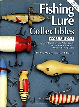 Fishing lure collectibles an id value guide to the most for Vintage fishing lure identification