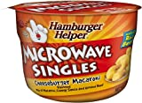 Hamburger Helper Cheeseburger Mac, Microwaveable Cup, 1.6-Ounce Cups (Pack of 12)