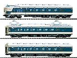 TOMIX HOゲージ HO-018 583系特急寝台電車 (クハネ581) 基本セット (4両)