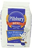 Pillsbury Best All Purpose Bleached & Enriched Flour 5 lbs