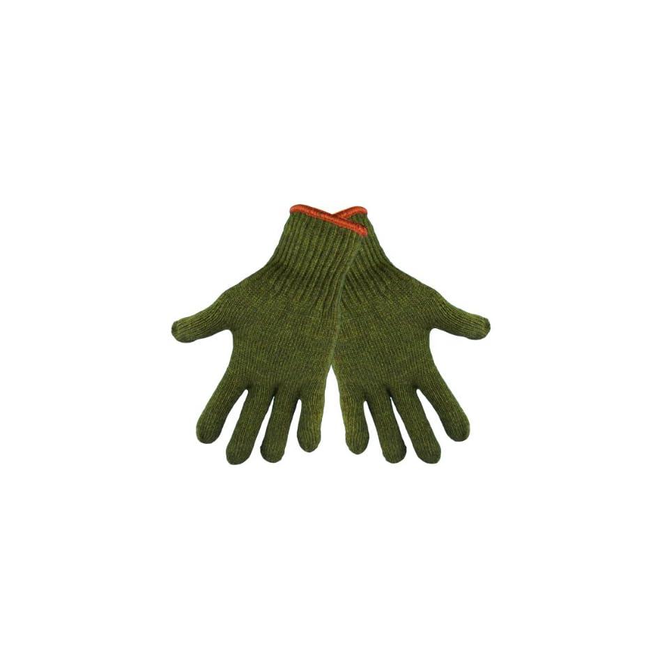 Global Glove S77RW Rag Wool Medium Weight Glove, Work, Small, Green (Case of 300)