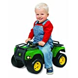 Ertl John Deere Sit-N-Scoot Buck with Lights and Sounds