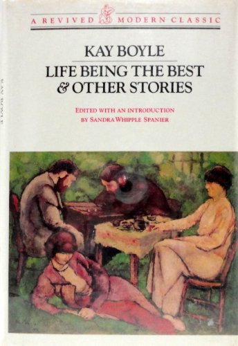 Title: Life being the best n other stories A Revived mode