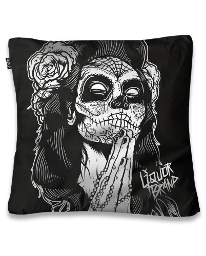 Liquor Brand Gypsy Rose Pillow Cover