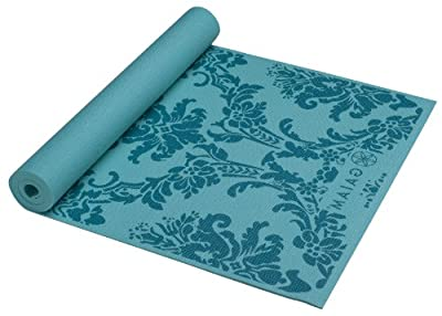 Gaiam Print Yoga Mats (3mm)