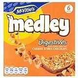 McVitie's Caramel & Chocolate Medley 24x30g