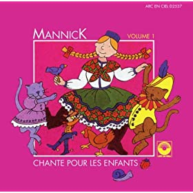 Amazon.com: Mannick chante pour les enfants, Vol. 1: Mannick: MP3