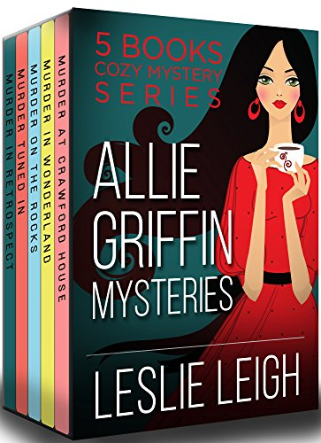 ALLIE GRIFFIN MYSTERIES (5 Cozy Mystery Books Bundle)