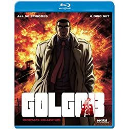 Golgo 13: Complete Collection [Blu-ray]