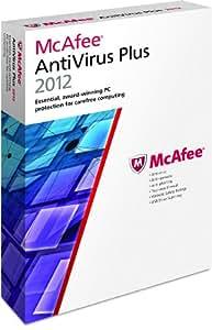 McAfee Antivirus Plus 2012 - 3 Users [Old Version]