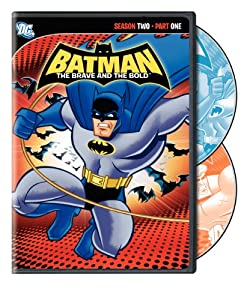 Batman The Brave And The Bold - Season Two Part One from Warner Home Video