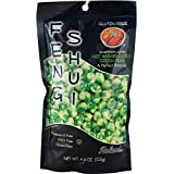 Feng Shui Wasabi Peas, 4.4-Ounces (Pack of 12) ~ Roland