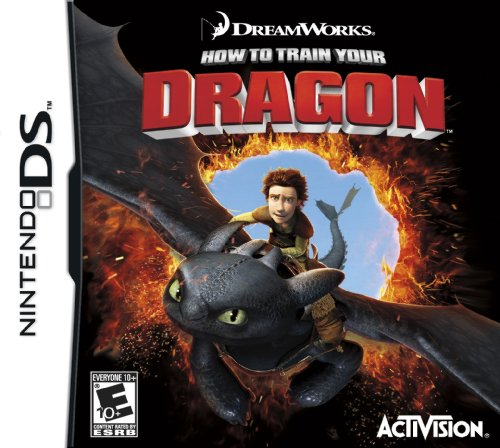 Dragons (How To Train Your Dragon) [NDS FR][HF]