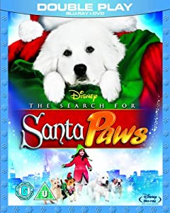 Disney Buddies: The Search for Santa Paws (Blu-ray + DVD)