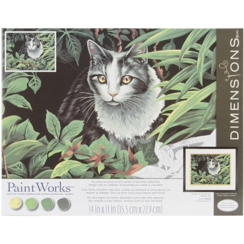 Dimensions Paint By Number Craft Kit