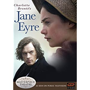 Masterpiece Theatre: Jane Eyre movie