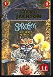 The Seven Serpents (Puffin Adventure Gamebooks) (0140318097) by Jackson, Steve